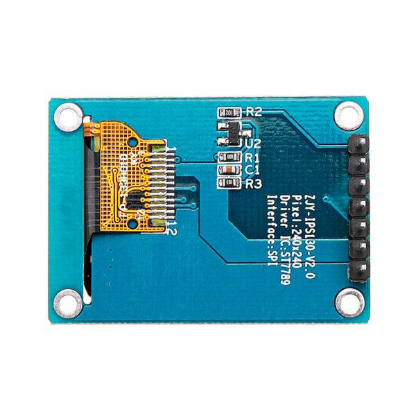 IPS дисплей 1,3' на контроллере ST7789