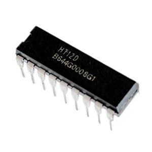 Декодер дистанционного управления HT12D DIP18