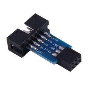 Atmel ISP переходник AVR 10 пин - 6 пин