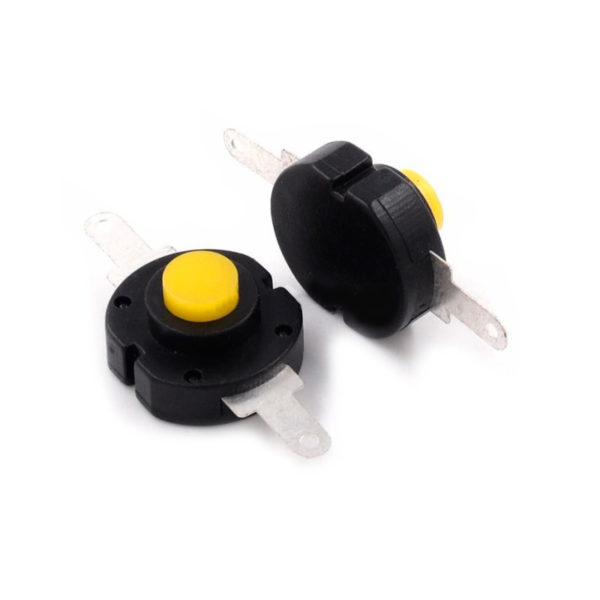 1413-YK - кнопка с фиксацией (250V, 3A)