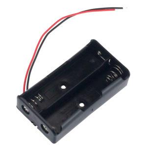 Батарейный отсек для 2-х АКБ 18650