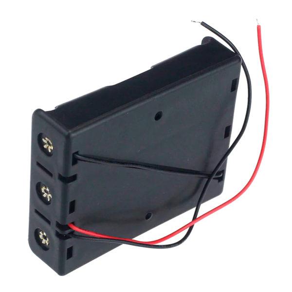 Батарейный отсек для 3-х АКБ 18650