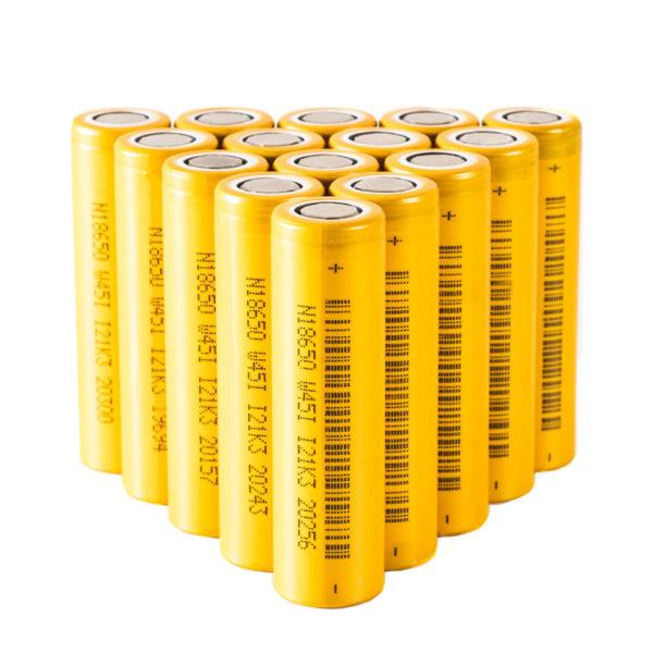 18650 INR18650-27R 2700 mAh – высокотоковый Li-ion аккумулятор 3.7V