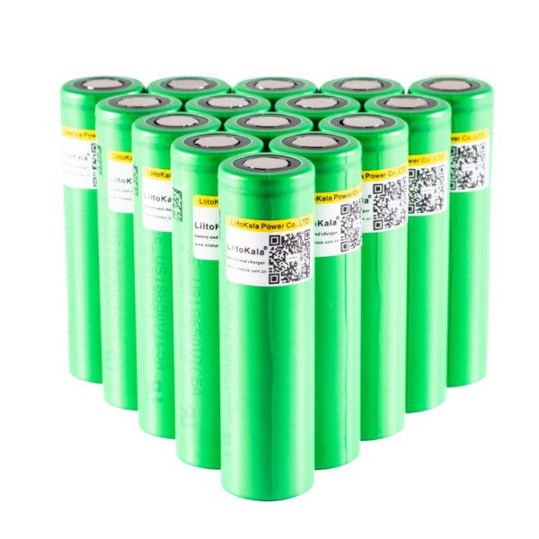 18650 US18650VTC5A 2600 mAh – высокотоковый Li-ion аккумулятор 3.7V