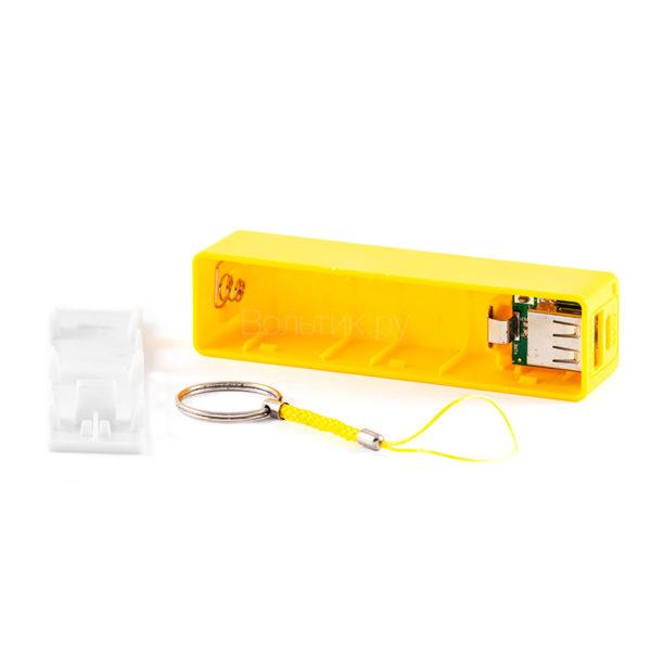 Корпус повербанка (Powerbank) для 18650 АКБ