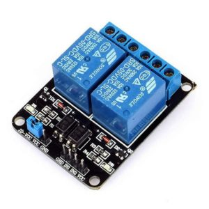 Двухканальное реле для Arduino