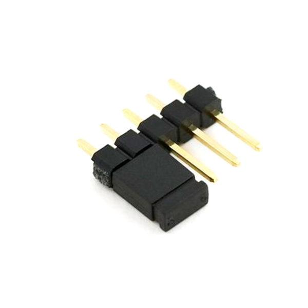 Джампер двухконтактный, шаг 2.54 мм (10шт)