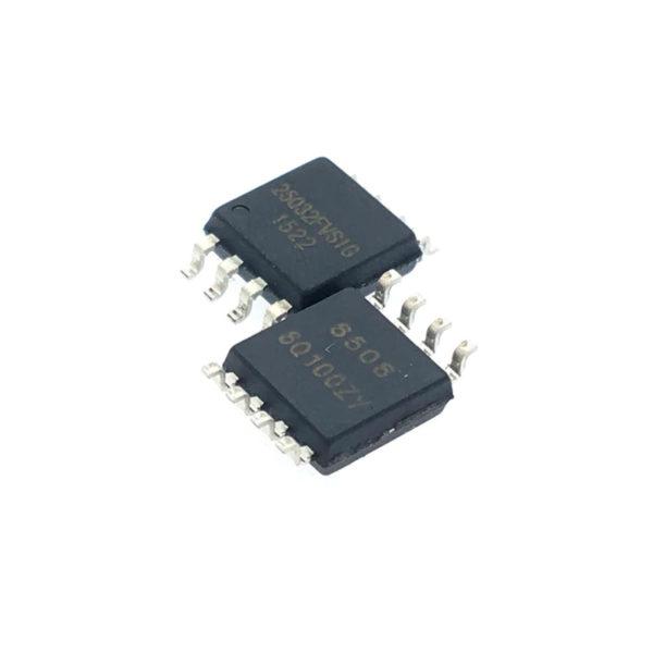 W25Q32FVSSIG — микросхема SPI Flash-памяти 4 Мб SOP-8