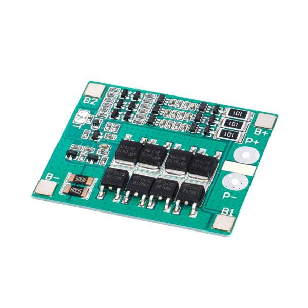 BMS 3S (12.6В, 25А) — контроллер заряда с защитой