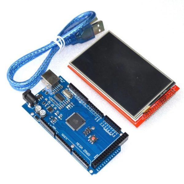 Цветной дисплей TFT 480x320 3.95' (UNO)