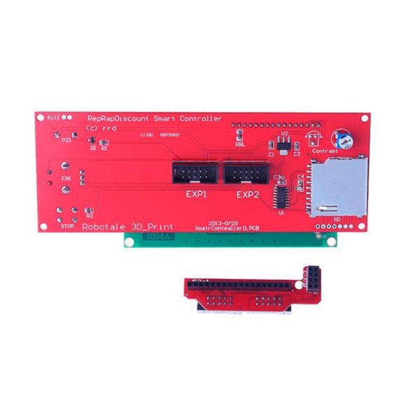 Комплект дисплея 2004 LCD Smart Controller (к RAMPS 1.4)