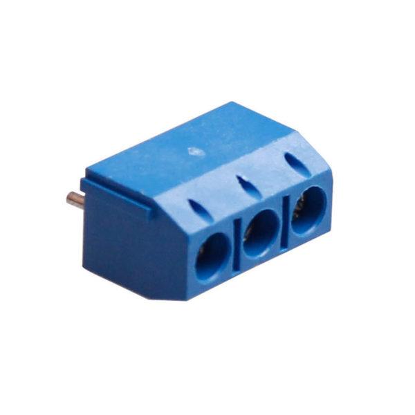 Клеммная колодка 5.08-301-3P на 3 контакта 5мм
