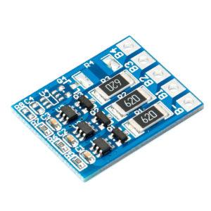 BMS 3S - контроллер балансировки разряда Li-Ion/LiPO АКБ