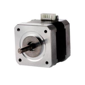 Шаговый двигатель 42HB34F08AB-06 для экструдера 3D принтера