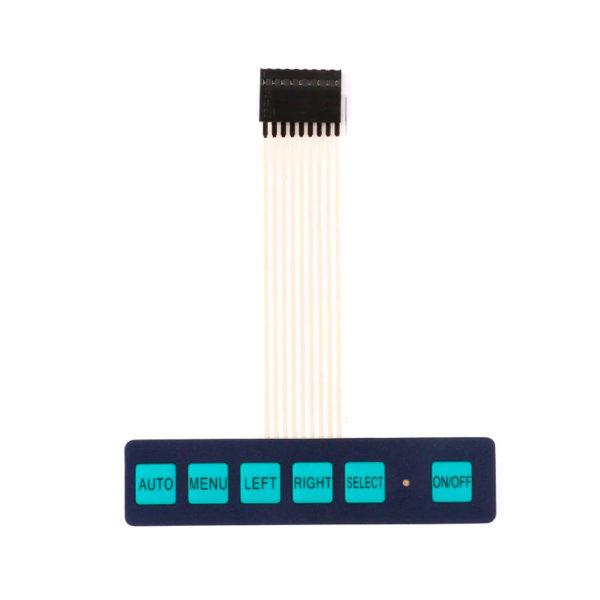 Мембранная клавиатура 1×6