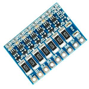 BMS 7S - контроллер балансировки разряда Li-Ion/LiPO АКБ