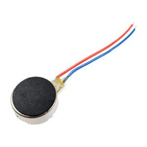 Плоский вибромотор (8мм / 3В / 70мА)