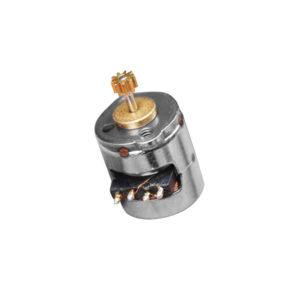 8 мм миниатюрный шаговый двигатель (2 фазы, 4 провода)