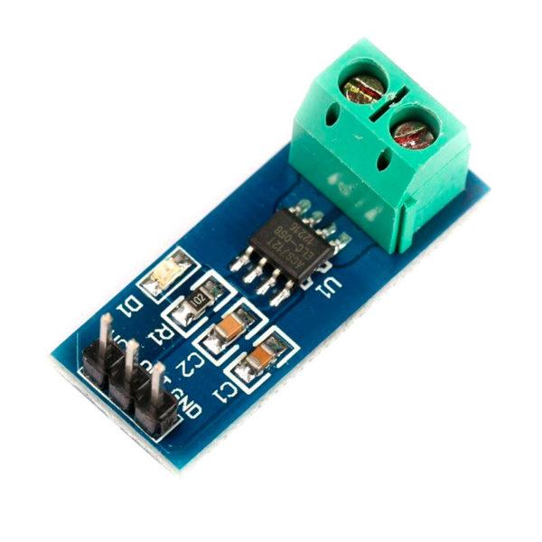 ACS712 5А - Датчик для измерения напряжения тока