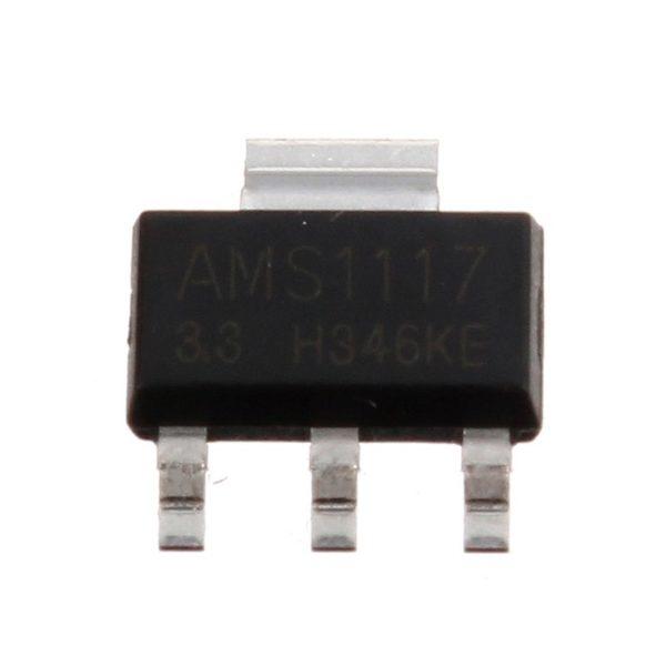 AMS1117 3.3 - линейный стабилизатор