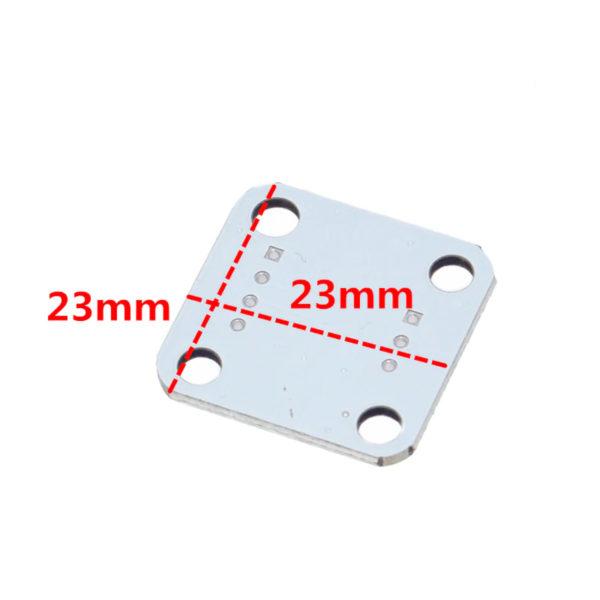Магнитный датчик угла поворота AS5600