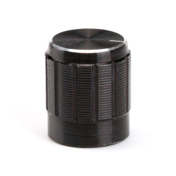Ручка потенциометра 15x16.5 мм (алюминий)