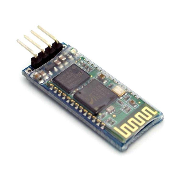 Bluetooth модуль и Arduino