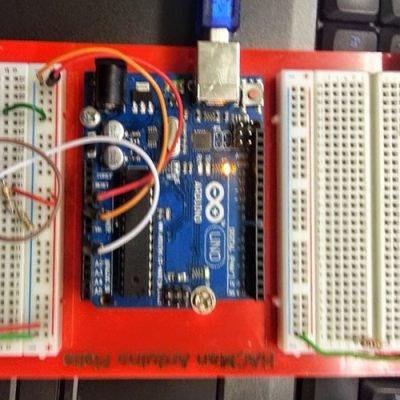 Arduino и датчик давления SPD005G