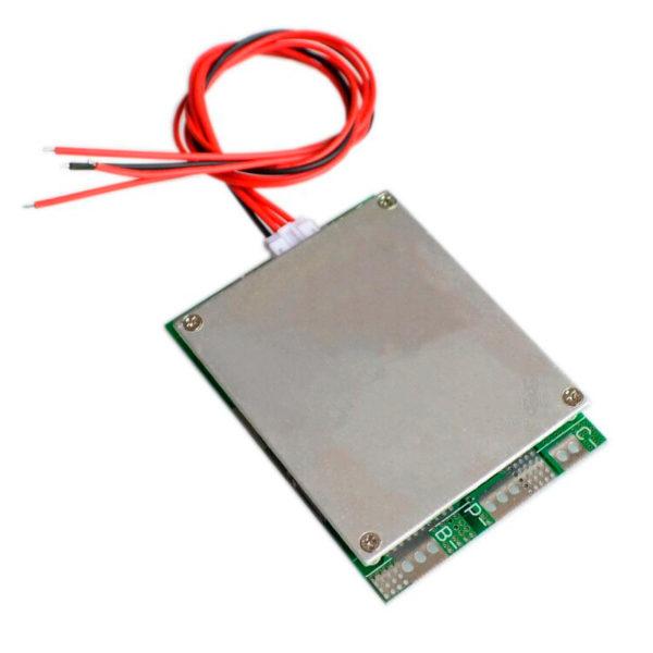 BMS 3S 11.1В - 12.6В 100А - контроллер защиты и балансировки для 3 Li-Ion АКБ 18650
