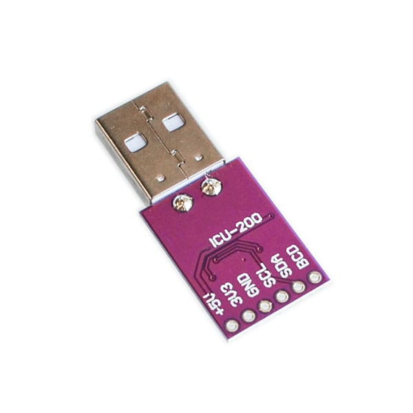FT200XD - адаптер-конвертер интерфейсов USB / I2C (CJMCU-200)