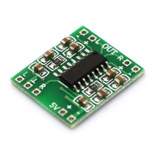 Аудио усилитель 2*3 Вт класса D PAM8403