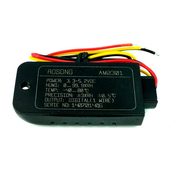 датчик температуры и влажности DHT21