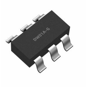 Микросхема защиты DW01