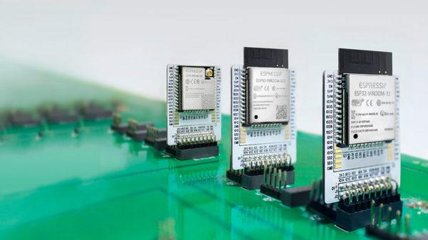 Выпущен бета-релиз микроконтроллера ESP32 с поддержкой mesh-сетей