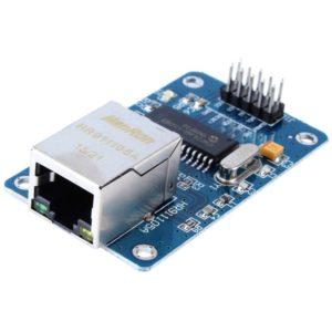 ENC28J60 - миниатюрный сетевой модуль
