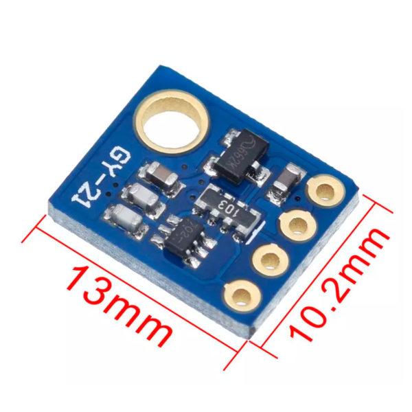 GY-21 HTU21D - Модуль измерения температуры и влажности