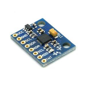 GY-521 - 3-х осевой гироскоп + акселерометр (MPU-6050) для Arduino