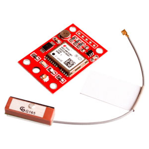 UbloX NEO-6M-0-001 – GPS модуль с внешней антенной