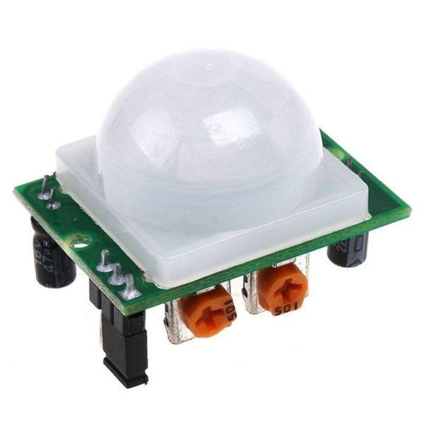 HC-SR501 - Инфракрасный датчик присутствия (PIR Sensor)