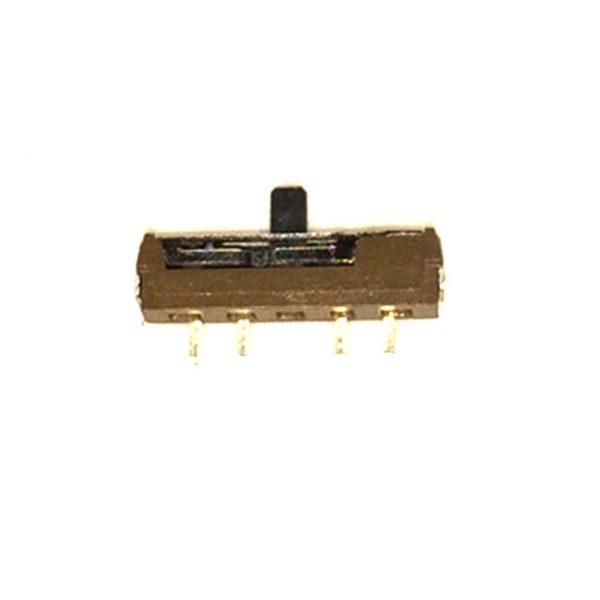 Движковый переключатель с возвратом ISD-1230R1
