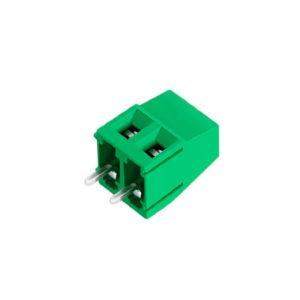 Клеммник - 2 контакта, 3.5мм, прямой (MF350-3.50-02P)