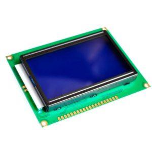 Графический дисплей 128x64 (синяя подсветка)