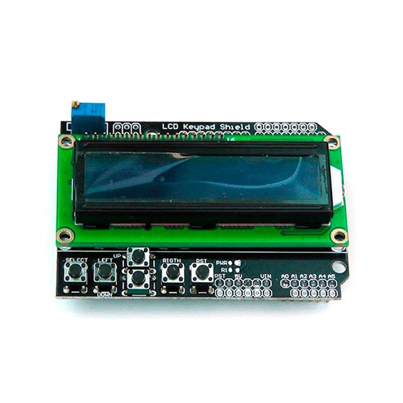 LCD Keypad Shield для Arduino Uno/Mega