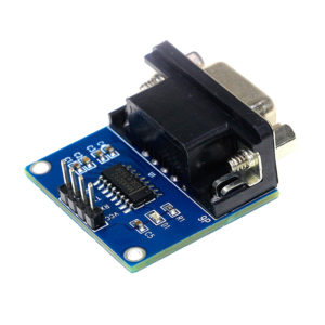 MAX3232 - последовательный порт RS232 для TTL конвертера