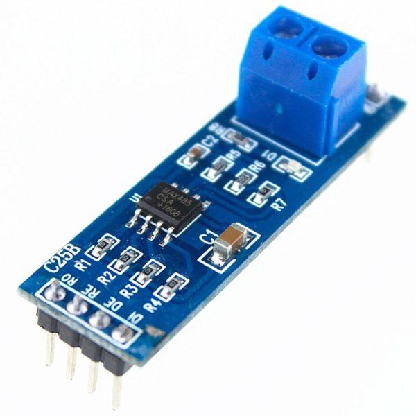 Конвертирующий модуль TTL на RS-485 на базе MAX485
