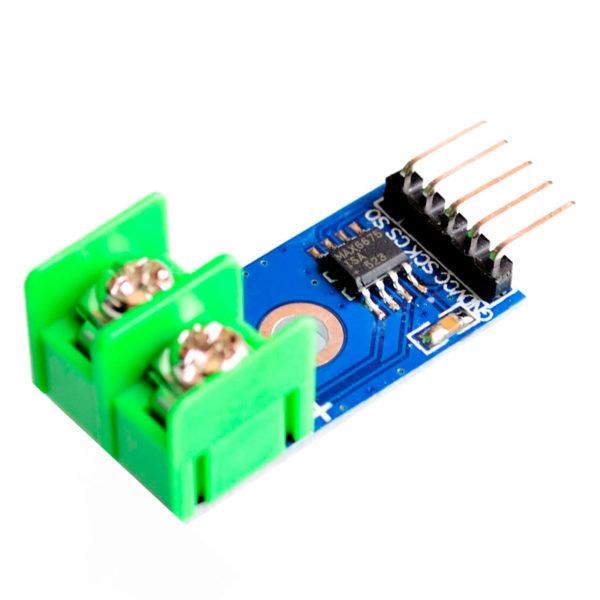 Термопара К-типа c нормализатором на базе MAX6675