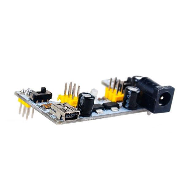 Модуль питания для макетной платы MB-102