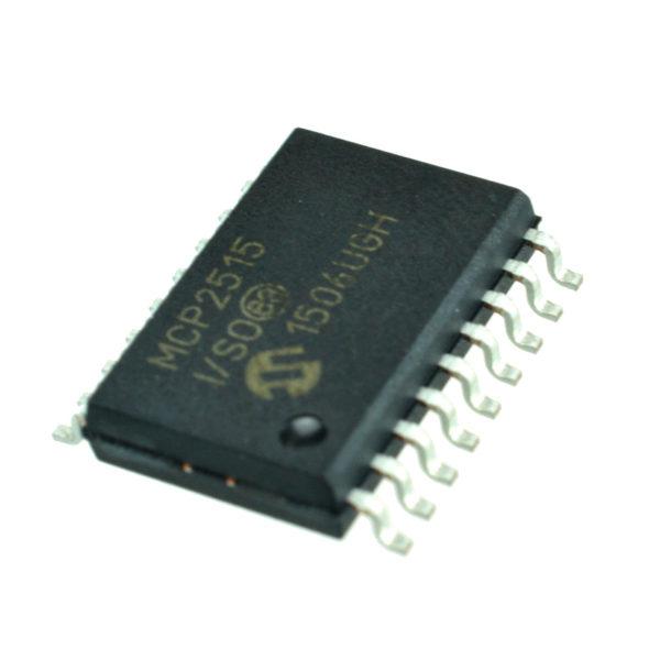 MCP2515 - CAN контроллер с SPI интерфейсом
