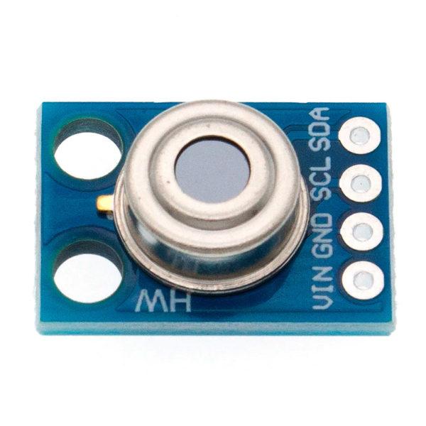 MLX90614ESF (GY-906) - бесконтактный датчик температуры
