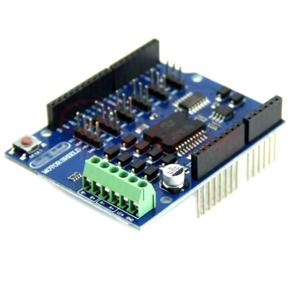 Arduino Motor Shield L298P